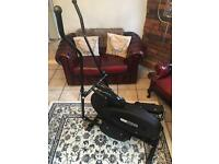 Pro fitness cross trainer SOLD