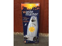 Brand new Wastemaster still in its box