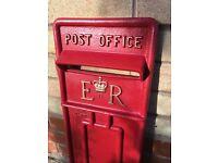 Post Box Fascia