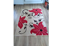 Beautiful Cream Rug - Excellent condition as new