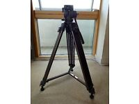 Libec TH-650 Tripod and Carry Case