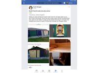 Raclet 6 berth trailer tent plus extras