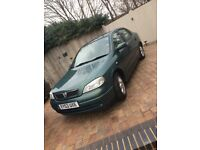 Vauxhall's Vectra 1.6 Cheap Clean Car Full Service History Long Mot