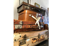 Vintage cases , good condition for age, Feel free to view , other cases similar for £30 each