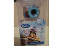 Disney Frozen HD Action Camera and Camcorder