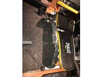 Everlast weight bench