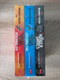 The Hunger Games Trilogy (Paperback, New and Sealed)