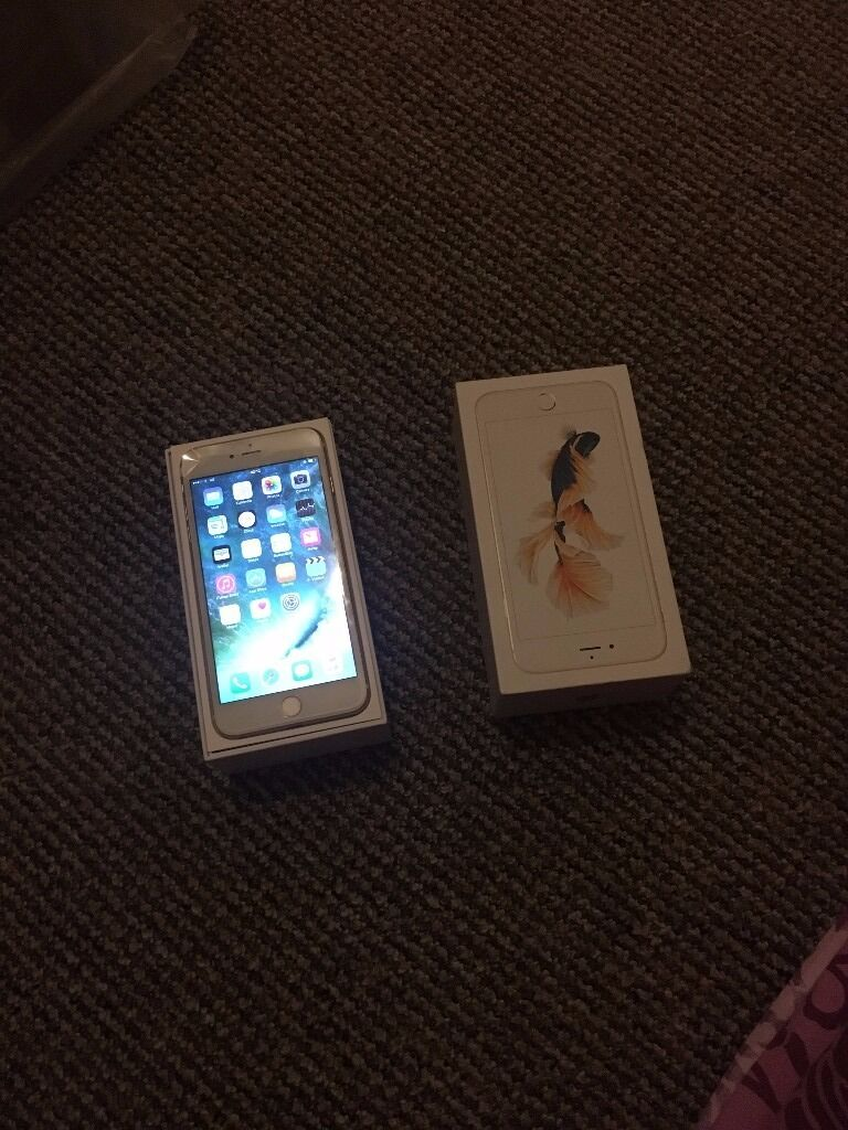 iphone 6s plus 64gb unlocked gold like brand new immaculate mint condition boxed with all accin Newham, LondonGumtree - iphone 6s plus 64gb unlocked gold like brand new immaculate mint condition boxed with all accessories selling as got iphone 7