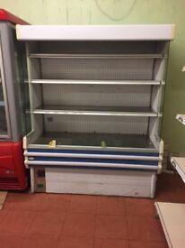 Zoin Danny 150 1.5m multideck display chiller fridge refrigerator