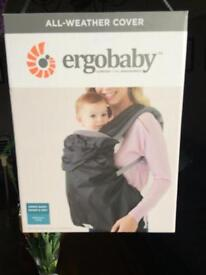 Ergobaby sling all weather cover
