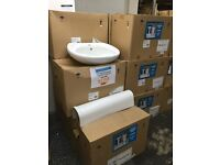 Brand New Basin and Pedestal in Box £20 & £12