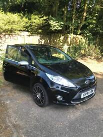 FORD FIESTA 1.2 5 door MOT April 2019.