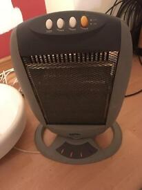 Halogen heater