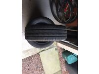 4 x Continental Winter Tyres Very Good Condition