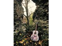 female guitar player wanted asap