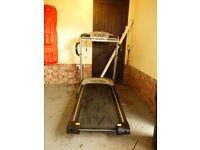 Horizon Paragon 3HRC Motorised Folding Treadmill