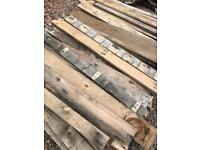 Pallet cladding 11-13m2