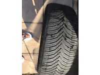 Volvo Alloy Wheel with Tyres