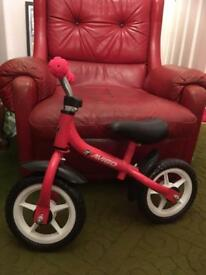 Young child bike
