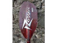 Robson Red 188cm Kayak Paddle