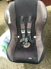 Car seat group 2 and 3