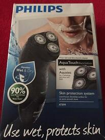 New Philips shaver