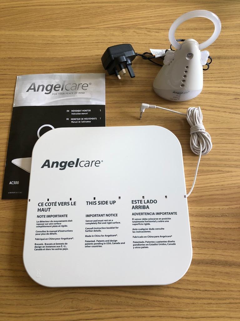 Angelcare movement monitor