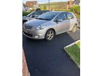 Toyota, AURIS, Hatchback, 2010, Semi-Auto, 1598 (cc), 5 doors, full service history, female owner