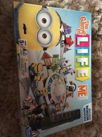 The game of life. Minions