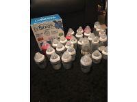 Bottle bulk buy and steriliser and extras