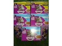 Whiskas Cat Food 7+ (and more)