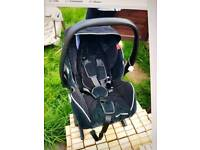 Recaro Car seat and isofix base