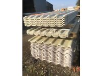 GRP SKYLIGHT ROOFING SHEETS
