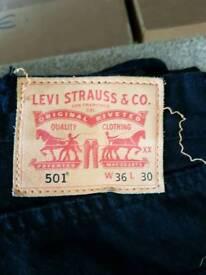 LEVI STRAUSS &CO 501
