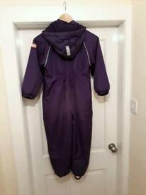 Snowsuit, size 116/122, 6-8 yrs