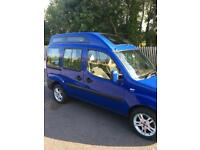 Fiat doblo 1.9 active high top 10 months MoT