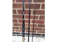 Wychwood carp rod and reel Abu Garcia float rod and reel Wychwood rod pod and fishing accessories