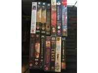 Big collection of VHS tapes