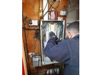 Experienced electrician available 24/7 Call 0 7 5 2 6 6 2 9 7 86