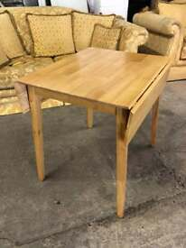 2 seater drop leaf table