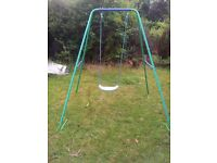 Used Chad Valley Kid's Active 2-in-1 Swing (£12.50)