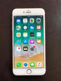 iPhone 6s Plus - 16 GB used but in good condition Available in Rose Gold Colour