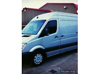 MAN & VAN 2 man team (from £15) same day service fully insured