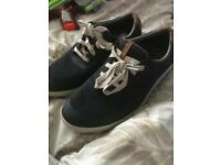Size 7 deck shoes