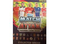 Match Attax Premier League 16/17 swap or sell