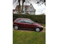 Vauxhall Corsa 1.2 16v CHEAP FIRST CAR