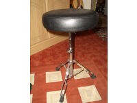 DRUM STOOL.and DRUM /TOM STANDS