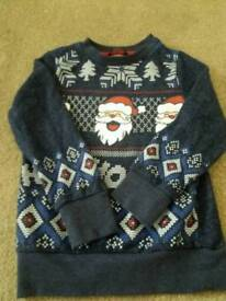 Boys Xmas jumper