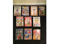 KIDS/CHILDREN DVDS BUNDLE