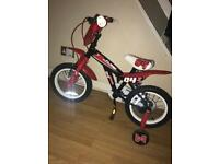 """Boys 14"""" bike NEW"""